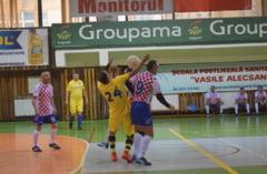 GALERIE : Minifotbal - ING Trust produce surpriza in Cupa Adi Olteanu