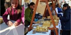 GALERIE FOTO: Expozitia si Targul de Branzeturi, o editie plina de gusturi surprinzatoare
