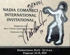 "GALERIE FOTO: Gimnastica: ""Congrats Romania!"" - Locul I la categoria International Elite, la Oklahoma!"