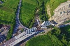 GALERIE FOTO: Lotul 4 al Autostrazii Lugoj-Deva, aproape de finalizare