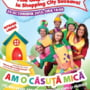 GASCA ZULRI va sustine un spectacol distractiv pentru copii, la Shopping City Suceava
