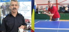 GIURGIU: O noua provocare pentru Catalin Doncea, jandarmul campion la tenis de masa