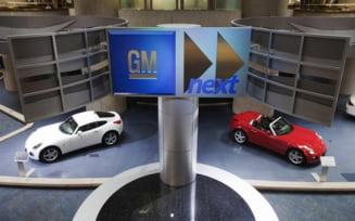 GM anunta cela mai mari profituri din ultimii sase ani