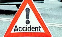 GRAV accident rutier pe DN 2 E85. O persoana si-a pierdut viata. Circulatia a fost oprita doua ore