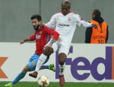 Gabi Enache a debutat ca titular la noua sa echipa, Rubin Kazan