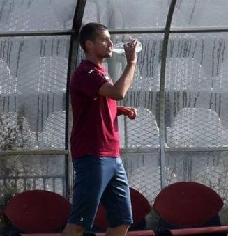 Gabi Tamas, dat afara de la CFR Cluj!