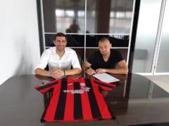 Gabi Tamas s-a intors in Liga 1 - oficial