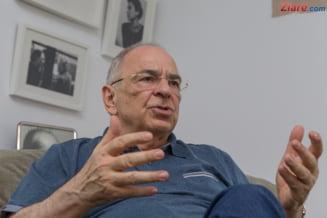 """Gabriel Liiceanu, coordonatorul de doctorat a lui Sorin Lavric: """"Pentru mine, din el n-a mai ramas decat faptul inspaimantator al metamorfozei sale"""""""