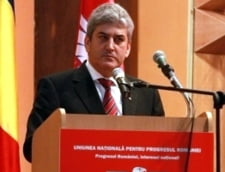 Gabriel Oprea: Nu era momentul prielnic pentru pensiile speciale ale parlamentarilor