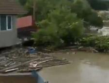 Gabriel Oprea: Sunt doua victime in urma inundatiilor