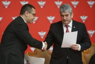 Gabriel Oprea, desemnat de Ponta sa mearga la un CSAT care nu exista