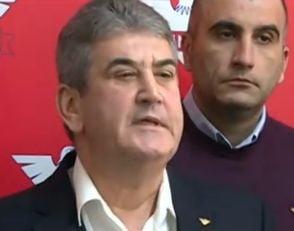 Gabriel Oprea, prima reactie dupa ce DNA a cerut inceperea urmaririi sale penale