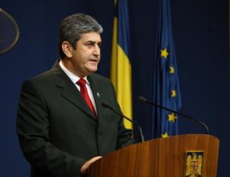 Gabriel Oprea preia fraiele Guvernului in timpul campaniei electorale