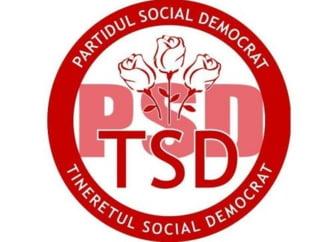 Gabriel Petrea, unic candidat, a fost reales presedinte al Tineretului Social Democrat