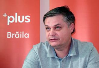 Gabriel Stoica a explicat unde a *disparut* PLUS Braila in ultima perioada