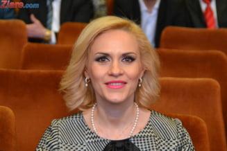 Gabriela Firea: Basescu si PDL detin controlul total asupra lui Klaus Iohannis