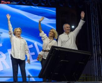 Gabriela Firea: Candidez pentru un nou mandat de primar general. Consider ca mi-am facut datoria