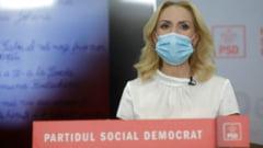 Gabriela Firea: Scorul cel mai mare a fost obtinut de PSD, care trebuie sa propuna noul premier. Orice improvizatie prezidentiala afecteaza si mai mult democratia