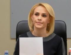 Gabriela Firea, dupa ce Nicusor Dan a anuntat ca reduce numarul politistilor locali din Primarie: Praf in ochii bucurestenilor