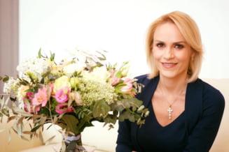 """Gabriela Firea, intrebata ce pilda i-ar transmite lui Liviu Dragnea: Eu sunt pentru principiul """"sa intorci si celalalt obraz"""""""