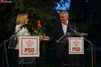 Gabriela Firea a castigat Bucurestiul: S-a spart ghinionul ca nu e votata o femeie