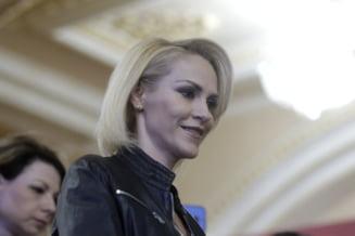 Gabriela Firea a demisionat din fruntea PSD Bucuresti
