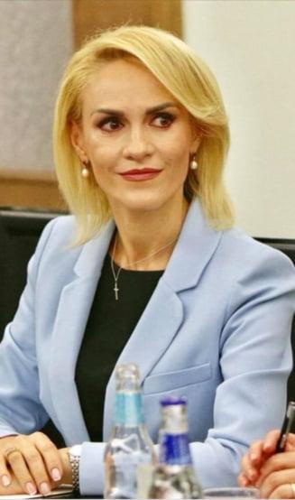 Gabriela Firea anunta ca va candida pentru un nou mandat la Primaria Capitalei