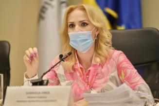 Gabriela Firea explica de ce a promovat proiectul prin care donatorii de plasma vor primi tichete in valoare de 1.000 de euro. Cati beneficiari vor fi si ce buget are la dispozitie
