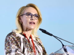 Gabriela Firea reactioneaza dupa ce a fost acuzata ca a irosit 6 milioane de euro la National Arena
