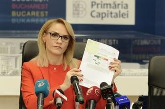 Gabriela Firea reactioneaza vehement in cazul unei posibile demiteri a Gabrielei Szabo de la CSM Bucuresti