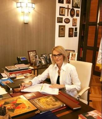 Gabriela Firea se delimiteaza de CGMB dupa ce instanta a anulat, definitiv, un articol important din regulamentul de functionare