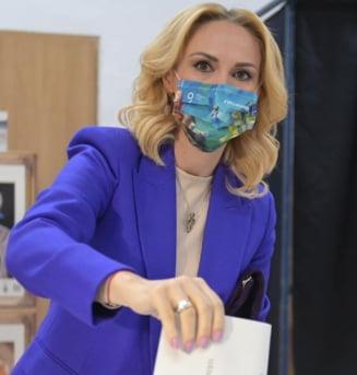 """Gabriela Firea se gandeste sa conteste votul din Capitala: """"Exista semne ca rezultatul nu este intocmai realitatea"""""""
