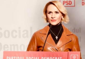 Gabriela Firea si-a anuntat planurile de viitor: Imi doresc ca peste 4 ani sa candidez din nou la alegerile locale