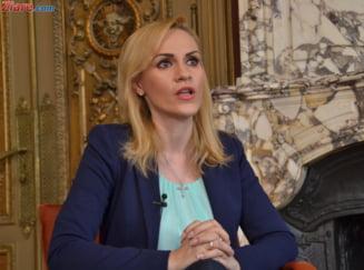 Gabriela Firea spune ca Viorica Dancila i-a propus sa fie comisar european