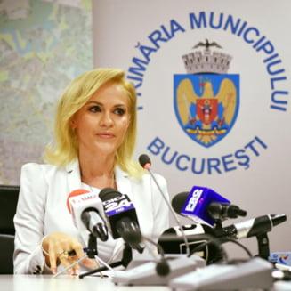 Gabriela Firea vrea sa infiinteze 19 societati comerciale la Primarie