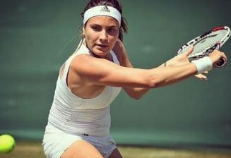 Gabriela Ruse, invinsa clar in turul I de la Wimbledon