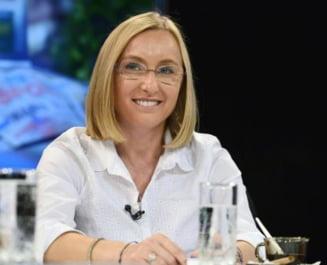 Gabriela Szabo, sefa la CSM Bucuresti