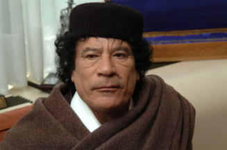 Gaddafi, capturat sau mort: Vezi reactii din Romania