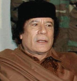 Gaddafi catre palestinieni: Este timpul pentru revolutii populare