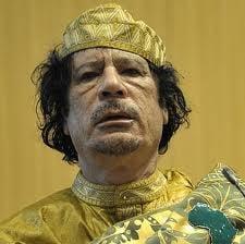 Gaddafi pastra capete de om in congelatoare