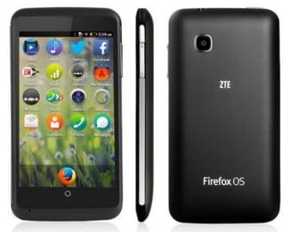 Gadgetul zilei: Smartphone cu Firefox OS la doar 99,99 dolari