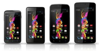Gadgetul zilei: Smartphone din Franta, la doar 100 euro