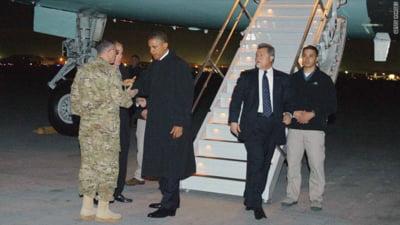Gafa colosala: Casa Alba a dezvaluit din greseala identitatea sefului CIA in Afganistan