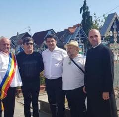 Gafa de proportii facuta de ministrul Culturii chiar de Zilele Patrimoniului: Daniel Breaz crede ca Cimitirul Vesel e in Patrimoniul UNESCO