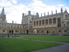 Gafa de proportii la Oxford: Ce e-mail au primit studentii din greseala