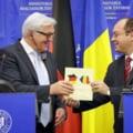 Gafa diplomatica - harta Frantei, acoperita cu drapel german: Explicatiile MAE