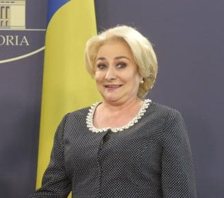 """Gafa diplomatica a premierului roman: """"Ma bucur sa ma aflu aici, la Pristina"""", a spus Dancila, care era la Podgorita (Video)"""