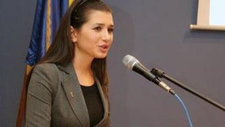 Gafa in presa rusa: Elena Basescu, fiica lui Victor Ponta