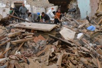 Gafa incredibila: In locul unui roman mort in cutremurul din Amatrice a fost ingropat din greseala un italian UPDATE