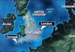Gafa La Cnn Londra Plasata Gresit Pe Harta Marii Britani